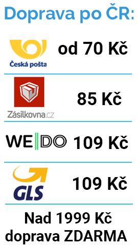 Ceny dopravy