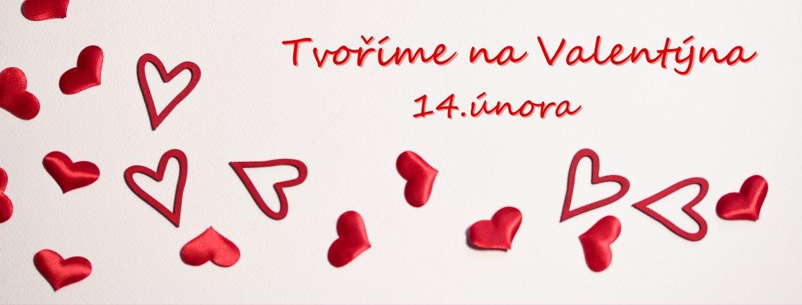 Tvoříme na Valentýna