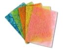 Papíry sisalové, rýžové, vlnovky