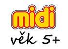 Velikost MIDI - 5 mm