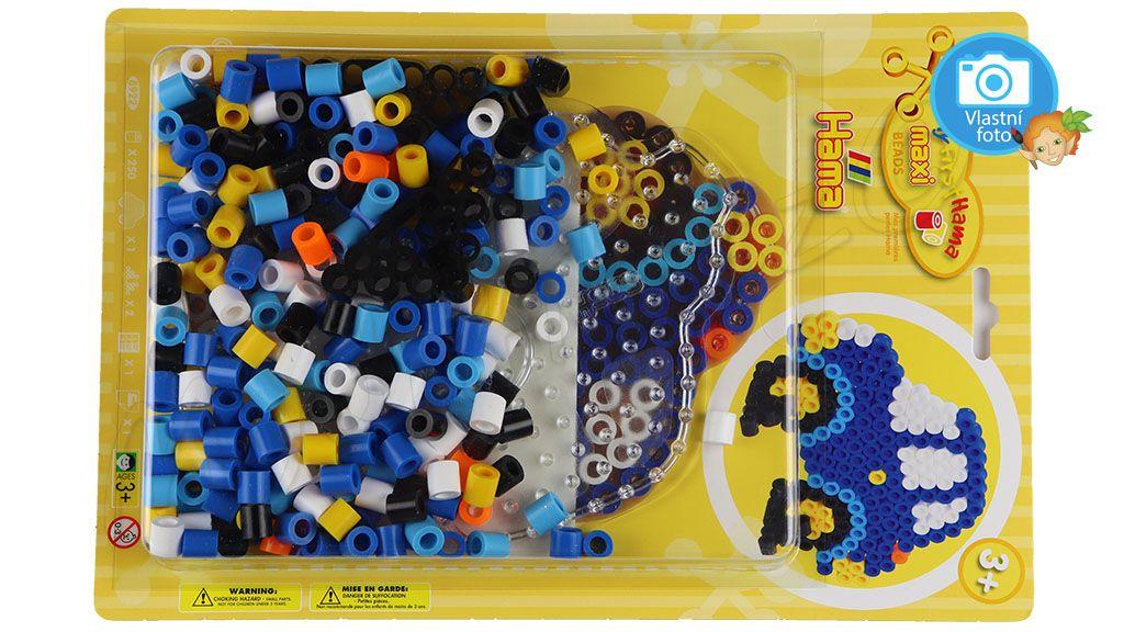 Hama Maxi 8922 - Zazehlovaci koralky - set AUTO