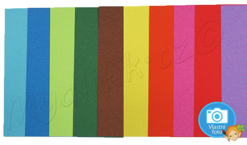 Folia 8960 - origami papir 10x10 cm, 500 listu, nabizi Mydlifik.cz