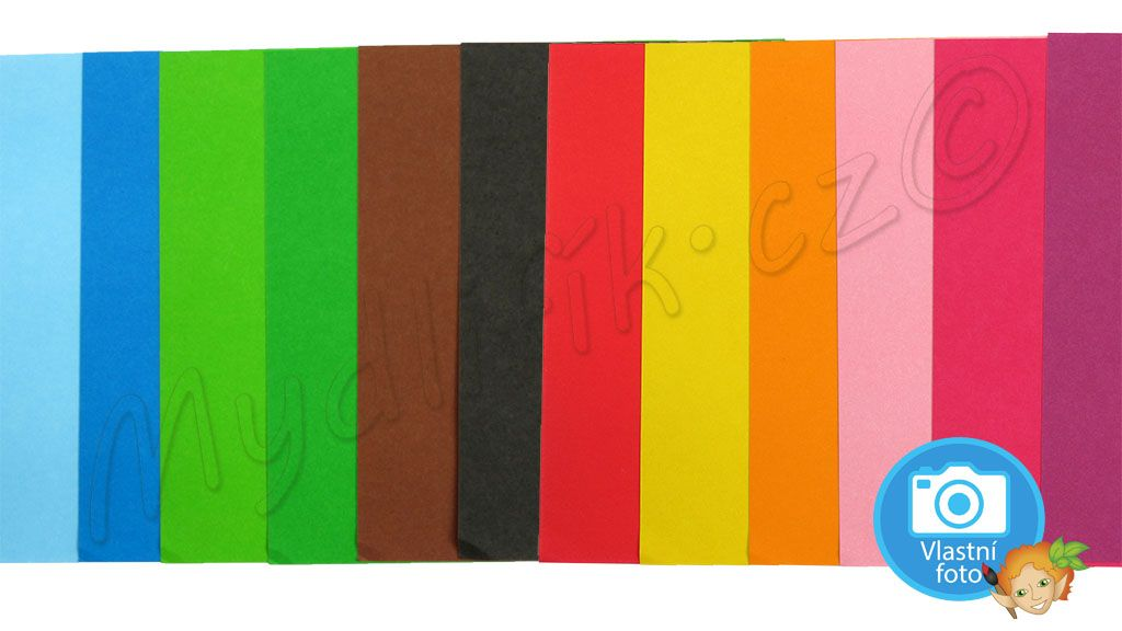 Folia 9160 - origami papiry 19x19 cm, nabizi www.mydlifik.cz