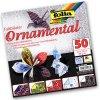 Origami papír Ornamental 80 g/m2 - 20 x 20 cm, 50 archů