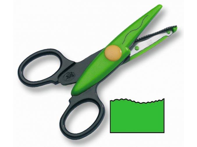 Folia Dekorační konturovací nůžky - 783