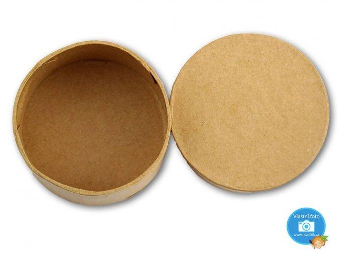 Folia 3320 - papírová krabička natur
