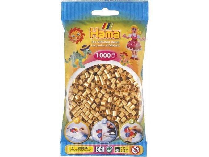 zažehlovací HAMA korálky H207-61 zlaté