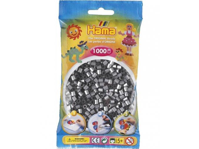 zažehlovací HAMA korálky H207 62, stříbrné