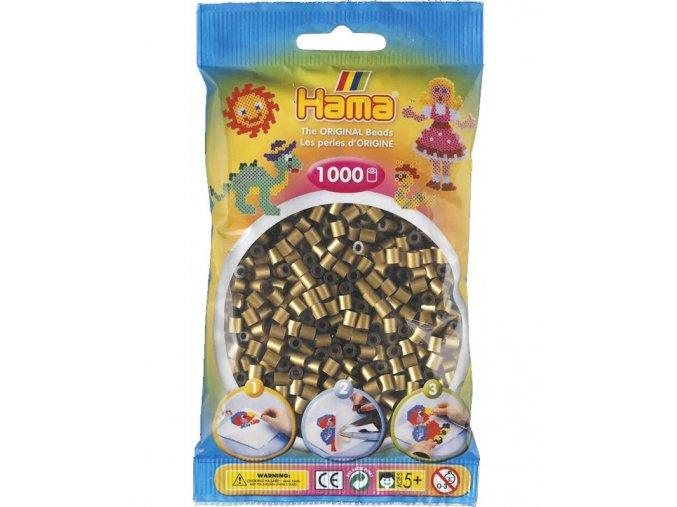 zažehlovací HAMA korálky H207 63, bronzové