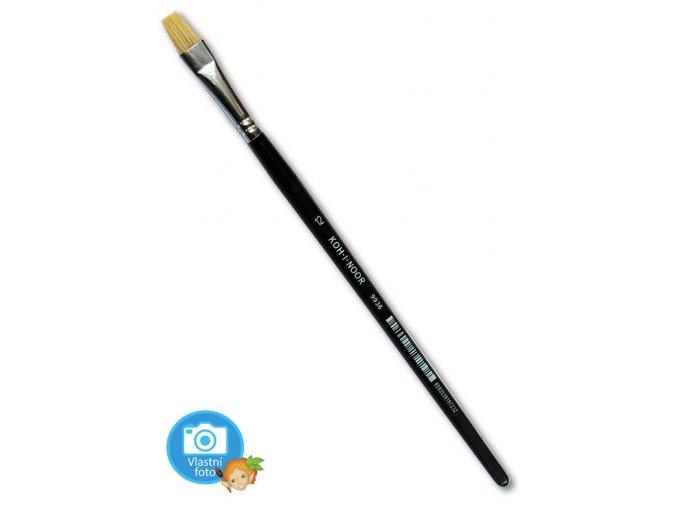 Štětec plochý školní Koh-i-noor - 9936 - velikost 12