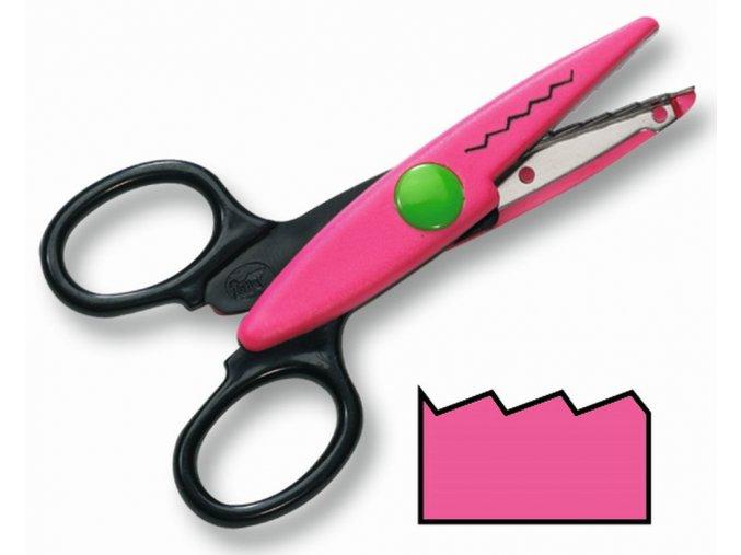 Dekorační konturovací nůžky - 789