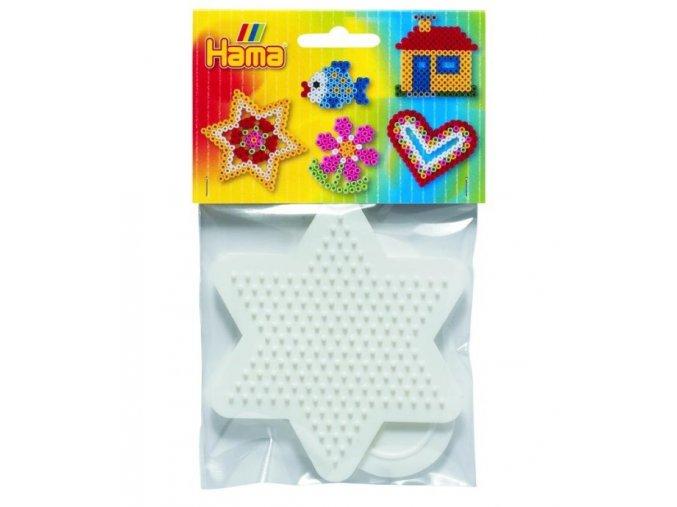 HAMA podložky H4452 hvězda, srdce