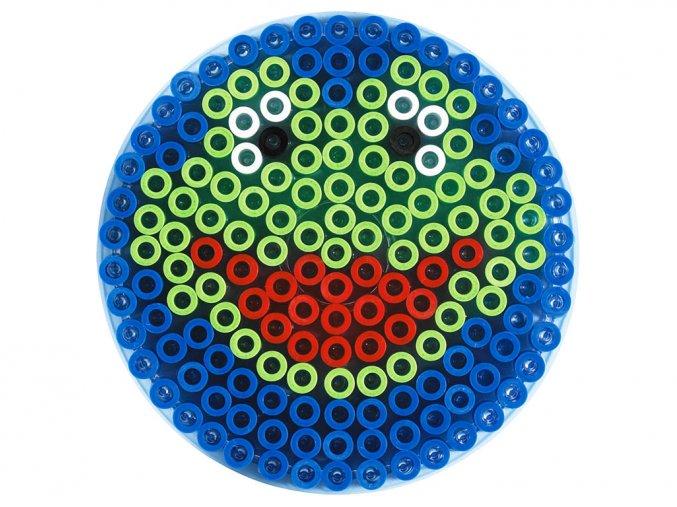 Hama 8220 - podložka pro zažehlovací korálky Maxi - KRUH