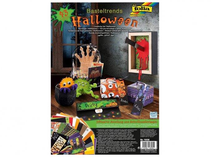 Folia 1936 - Sada ke tvoření Halloween
