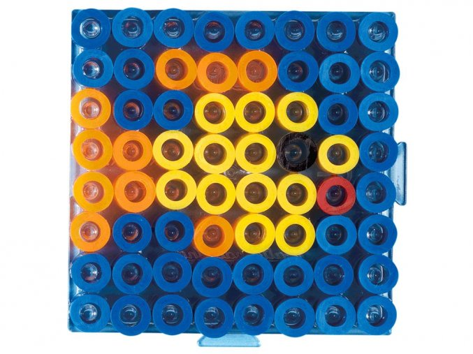 Hama 8224 - podložka pro zažehlovací korálky Maxi - čtverec malý napojovací