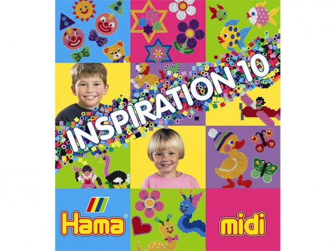Hama 399-10 - Inspirativní knížka MIDI - č. 10