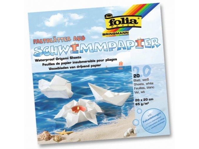 Folia 43200 Voděodolný papír