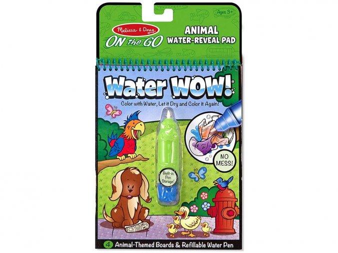 Melissa and Doug 5376 - Kouzlení vodou - Zvířátka