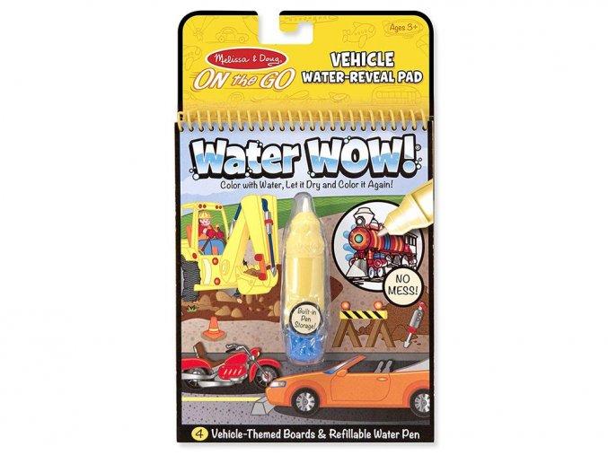 Melissa and Doug 5375 - Kouzlení vodou - Dopravní prostředky