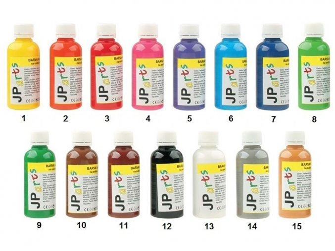 Anděl 6101 - Barvy na textil, na světlé materiály, 50 g