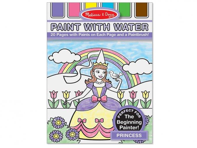 Melissa and Doug 14166 - Kouzlení vodou - Omalovánky s barvami