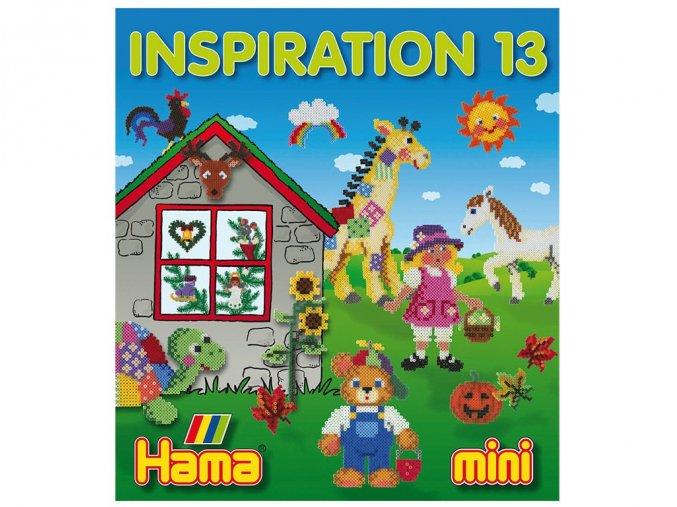 Hama 399-13 - Inspirativní knížka MINI - č. 13