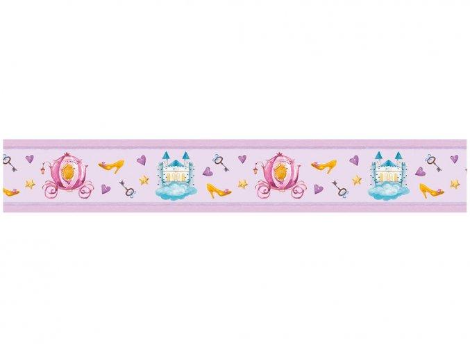 Ursus 5909/21 - Washi Tape - dekorační lepicí páska - Pohádka
