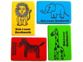 Kohinoor 62006 - pryž plastická Afrika