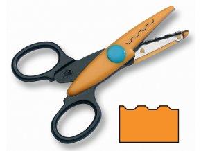 Dekorační konturovací nůžky - 784