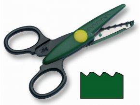 Dekorační konturovací nůžky - 786