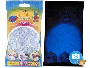 zažehlovací HAMA korálky H207-57, svítící modře
