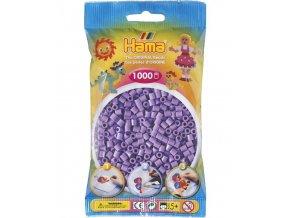 zažehlovací HAMA korálky H207-45, pastelově fialové