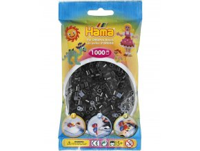 zažehlovací HAMA korálky H207-18 černé