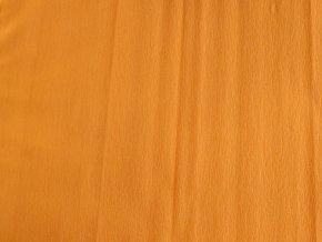 Krepový papír tmavě žlutý 9755-11