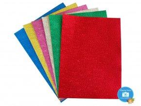 Koh-i-noor 9755 Metalizované krepové papíry