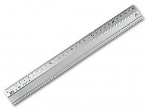 Kvalitní kovové pravítko - 30 cm