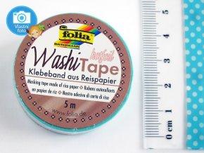 Folia - Washi Tape 26102 - prodává Mydlifík.cz