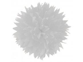 Folia - Hedvábný papír 50 x 70 cm, BÍLÝ