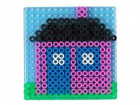 Hama 8214 - podložka pro zažehlovací korálky Maxi - čtverec