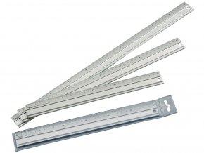 Folia 23040 - Kvalitní kovové pravítko - 40 cm