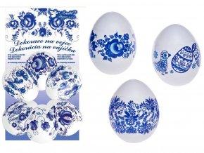 Anděl Přerov 7730 - Smršťovací fólie na velikonoční vajíčka - motiv Cibulák, 10 ks