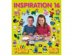 Hama 399-16 - Inspirativní knížka MIDI - č. 16