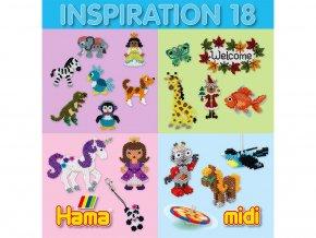 Hama 399-18 - Inspirativní knížka MIDI - č. 18