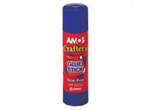 AMOS 6400 - Lepicí tyčinka s mizející stopou, 8 g