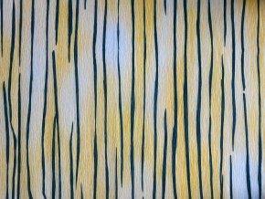 Koh-i-noor 9755/77 Krepový papír se vzorem Tygr