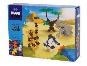 Plus-Plus 3725 - ZOO 170 ks