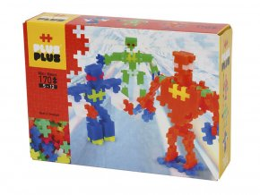 Plus-Plus 3726 - Roboti 170 ks