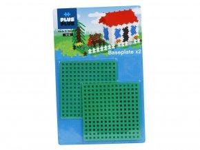 Plus-Plus 4022 - Základní desky 2 kusy