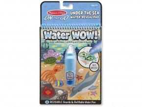 Melissa and Doug 9445 - Kouzlení vodou - Vodní svět