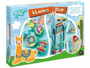 Totum 025455 - Llama Duo 2v1